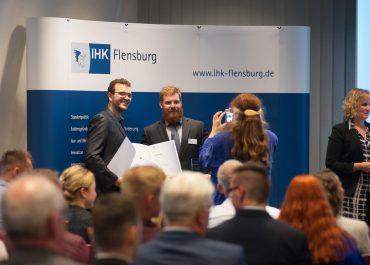 Bester Auszubildender 2017 in Schleswig-Holstein!